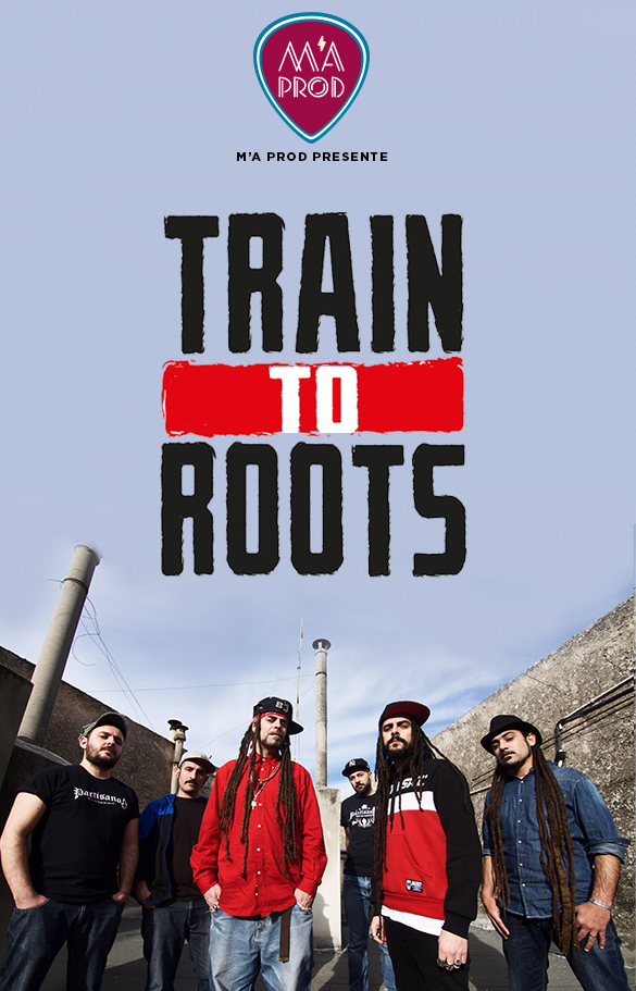 train to roots band